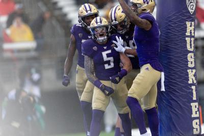 Instant: Washington earns first victory of season in rout of Arkansas State