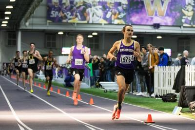 Washington Track and Field prepares for the Husky Classic