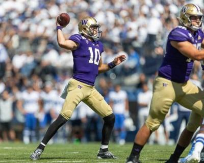 Instant reaction/analysis from UW vs. BYU
