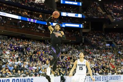 Instant reaction from Washington's first-round win over Utah State