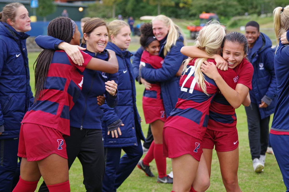 Nicole Van Dyke takes over the helm for Washington women's soccer