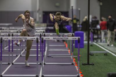 Washington sprinters take center stage on second day of Stanford Invitational