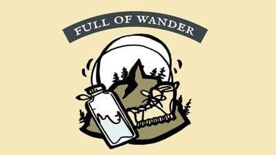 Full of Wander UPDATED