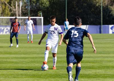 Sailor's overtime winner lifts Huskies to fifth straight victory