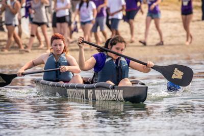 View More: http://cynthiasinclairphotography.pass.us/concrete-canoe-race-2018