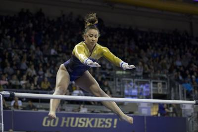 Nelson selected for Arthur Ashe Sports Scholar Gymnastics Award