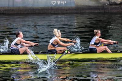 Washington women's rowing heads to Las Vegas for third time this season
