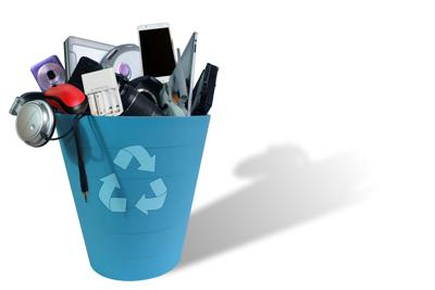 How Can I Recycle My Old Electronics?
