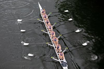 Washington rowing readies for the Pac-12 Championships