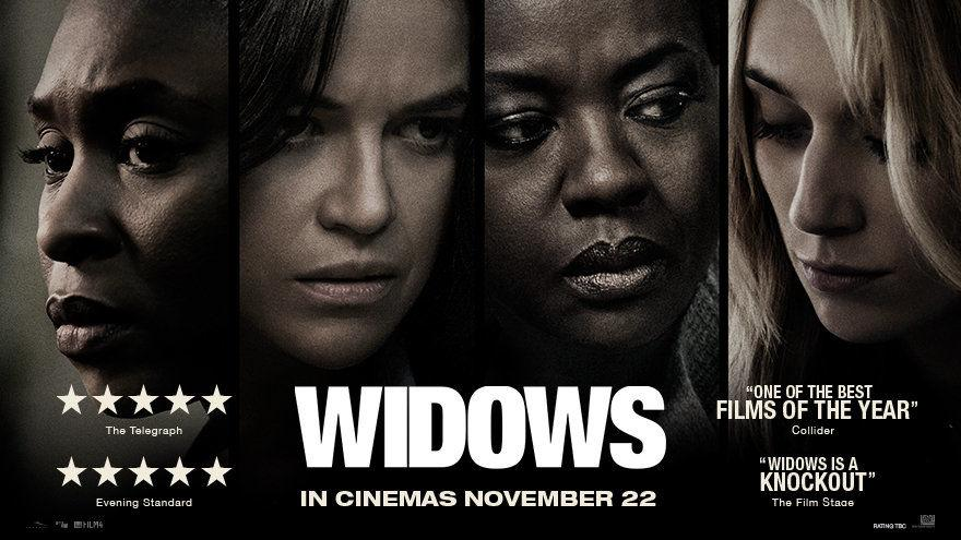 Film review: 'Widows,' dir. Steve McQueen | Arts And Leisure ...