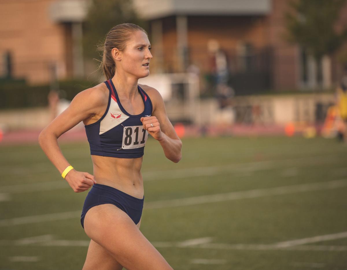 Love of the sport keeps Amy-Eloise Markovc running