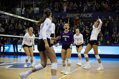 'They want to win and they know what to do': Washington comes back for reverse sweep of Cal