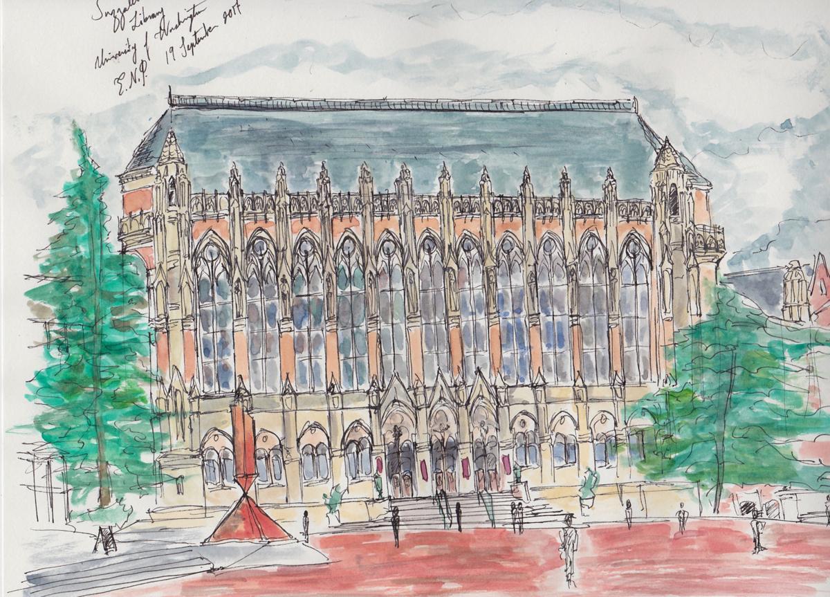 Campus architecture: Part One | Multimedia | dailyuw.com on