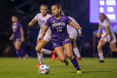Two second half goals earns UW draw with No. 15 ASU
