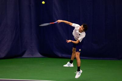 Clement Chidekh heads into Pac-12 season with undefeated record