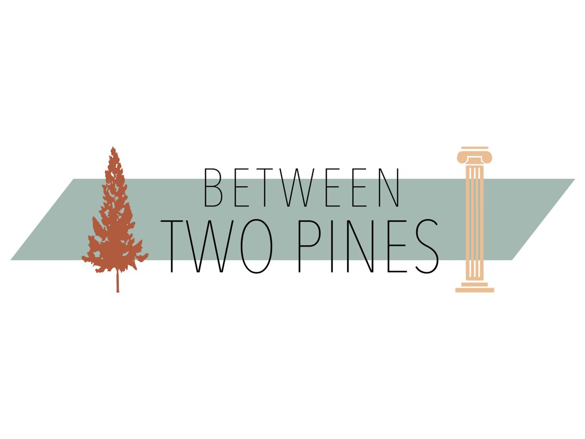 Between Two Pines LOGO