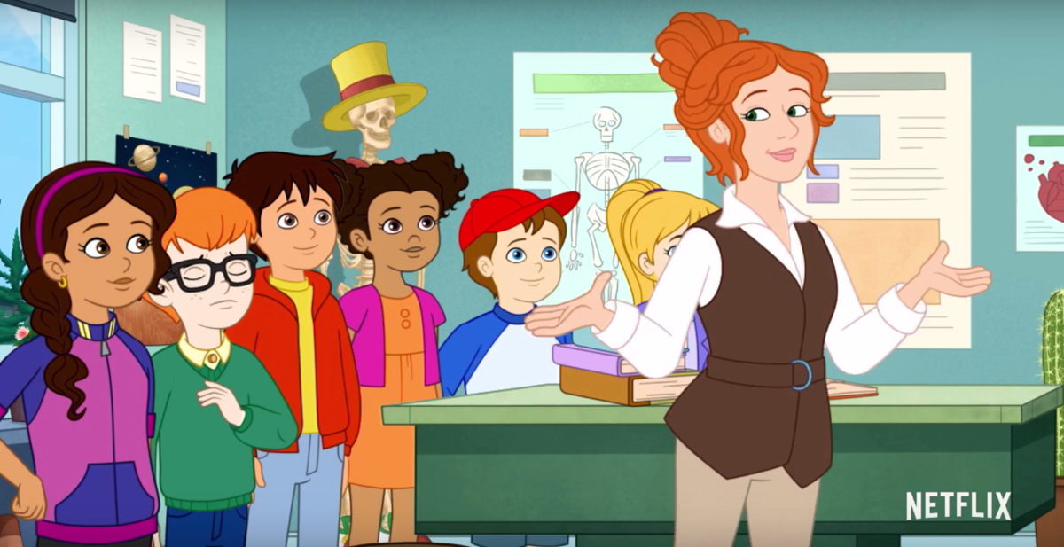 Netflix Review: 'The Magic School Bus Rides Again' | Arts And Leisure |  dailyuw.com