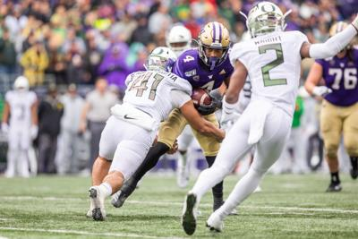 Instant reaction/analysis from UW vs. Oregon