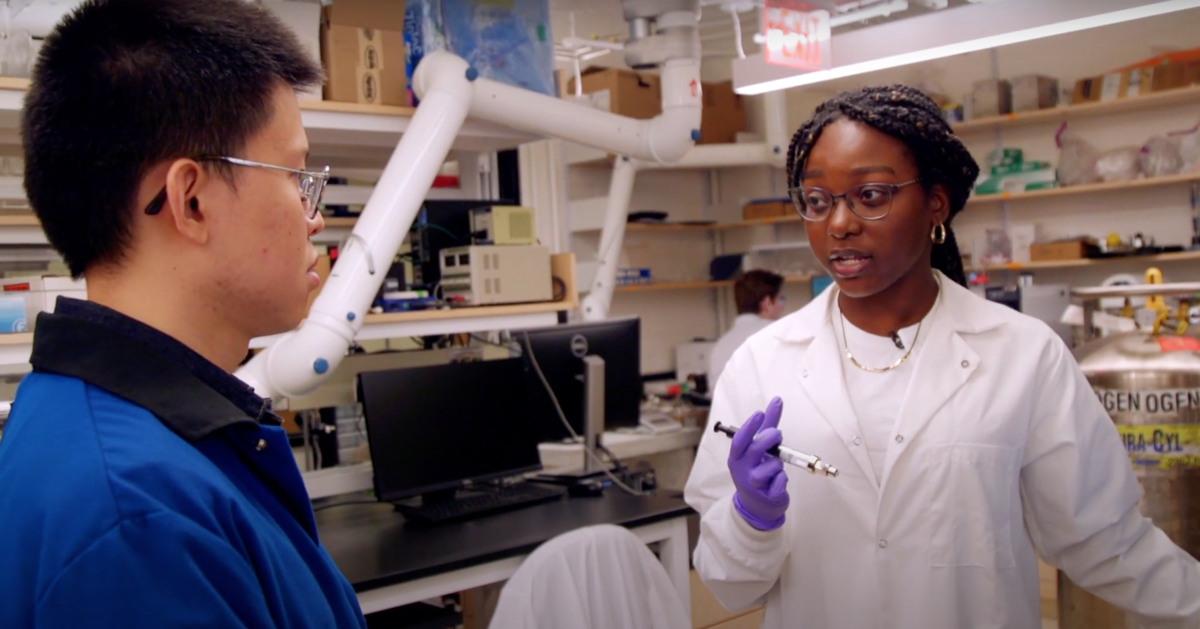 Inspired by upbringing, doctoral student addresses water inequalities during pandemic