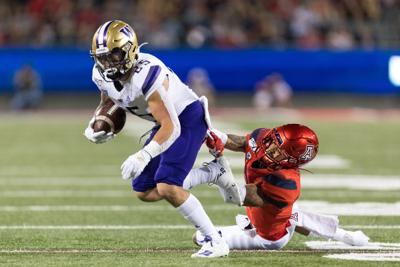 'Run the damn ball': Looking ahead to Arizona and week 2 of John Donovan's offense