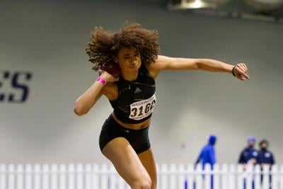 Heptathlon and decathlon competitors shine at day two of Pac-12 Championships