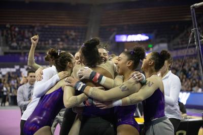 UW gymnastics head coach Elise Ray-Statz resigns