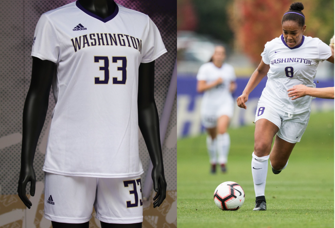 buy online cf71a 6ebc1 Adidas rollout continues: Adidas gives UW men's soccer ...