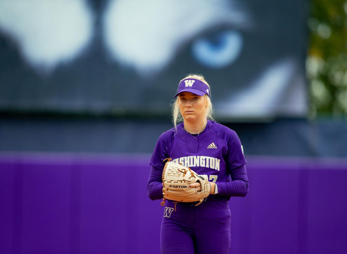 The University of Washington softball team hosts the Husky Fall Classic