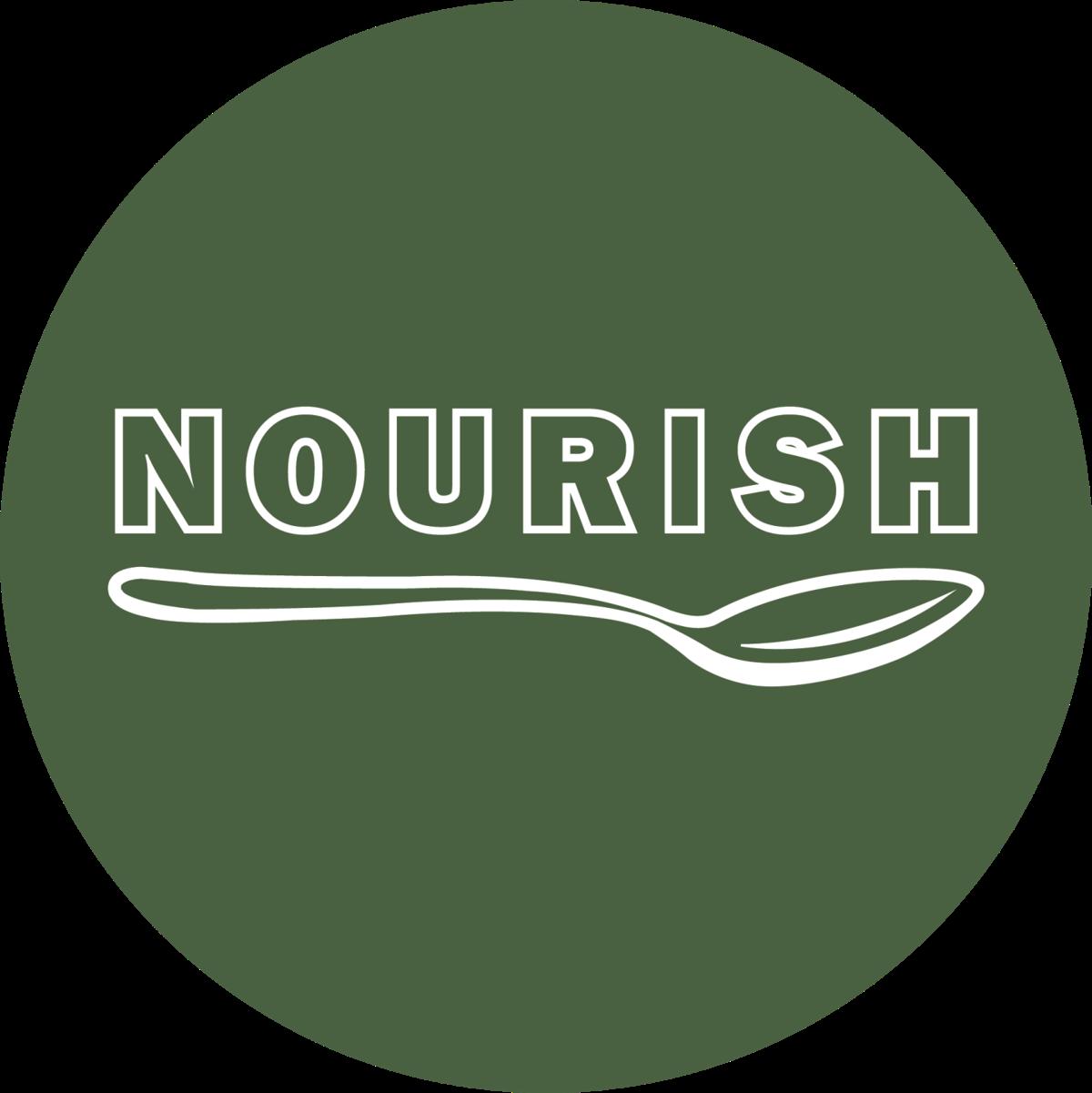 """Nourish"" LOGO"