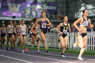 Rainsberger sets 3000-meter PR for the first time in two years