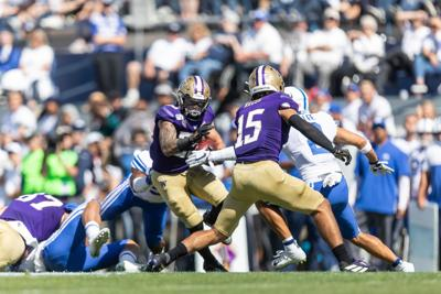 McGrew's career day helps Huskies with absence of Ahmed
