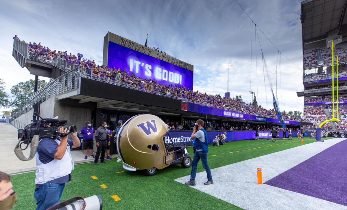 'This is a proud university': Huskies pay homage to tradition on homecoming weekend