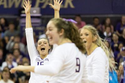 Huskies hand No. 1 Stanford first loss on the road
