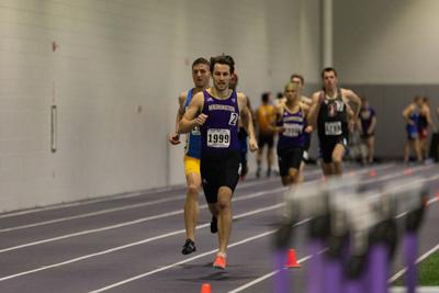 For UW track and field, training continues amid COVID-19