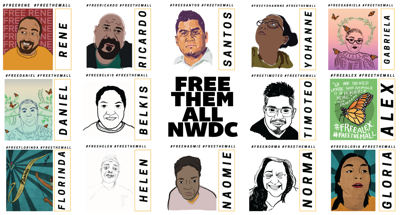 #FreeThemAll: NWDC