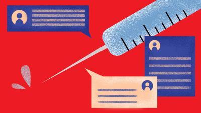 iSchool misinformation research reveals anti-vax communities growing on social media