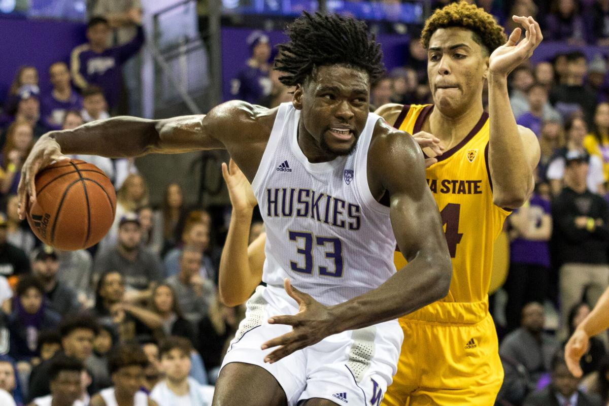Former UW basketball players Isaiah Stewart and Jaden McDaniels selected in first round of NBA draft