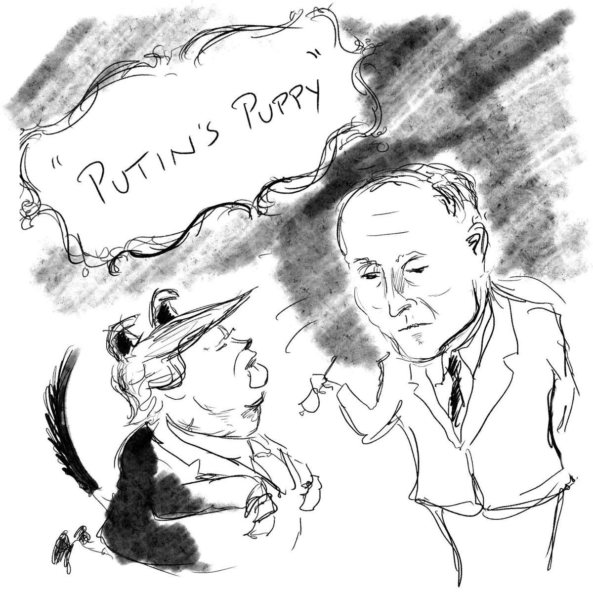 Putin's Puppy