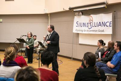 Sound Alliance Action Assembly on Homelessness