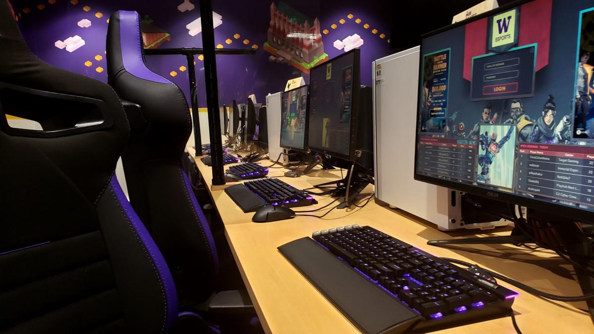 UW Esports HUB Game Center