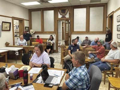 Residents discuss wind towers with board of supervisors 6-1-2021
