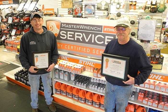 Schneider Acquires Stihl Masterwrench Service Certification News Dbrnews Com