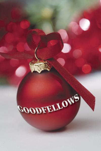 Goodfellows decoration