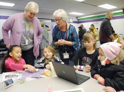 Third Grade Tech Club