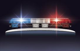Law enforcement graphic