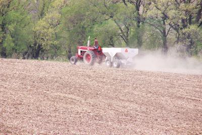 Farm scene spring 2019