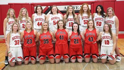 Ar-We-Va girls basketball 2020-21