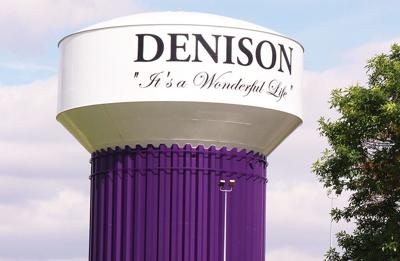 It's a Wonderful Life water tower
