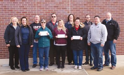 Crawford County Community Foundation grants to EMS services