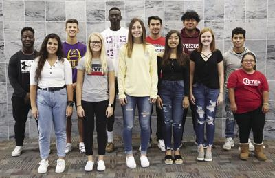 Denison-Schleswig Homecoming Candidates